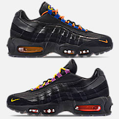 Men's Nike Air Max 95 Premium LA vs. NYC Casual Shoes