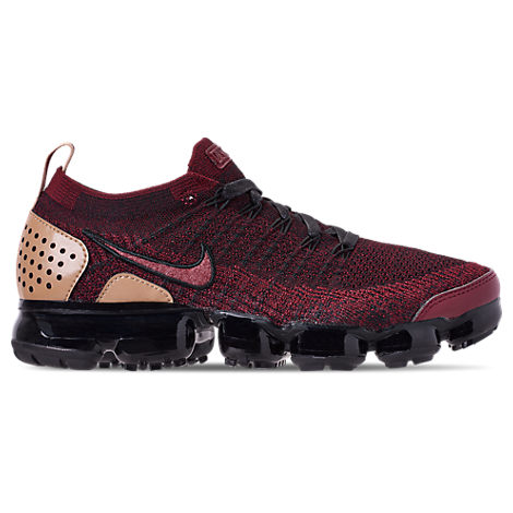 Men'S Vapormax Flyknit 2 Nrg Running Shoes, Red