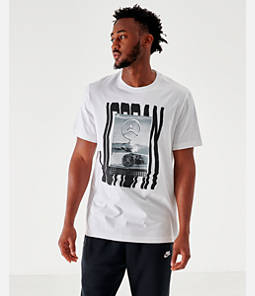 Men's Jordan Wavy Photo T-Shirt