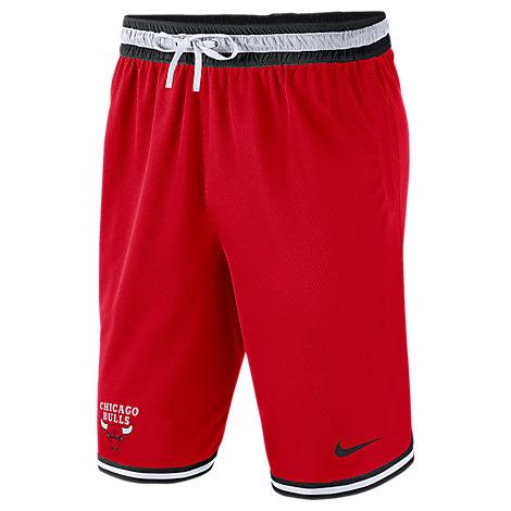 Nike Men's Chicago Bulls Nba Dna Shorts In Red