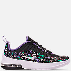 Big Kids' Nike Air Max Axis Print Running Shoes