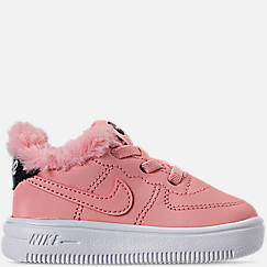 Girls' Toddler Nike Air Force 1 '18 Casual Shoes