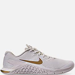 Women's Nike Metcon 4 Champagne Training Shoes