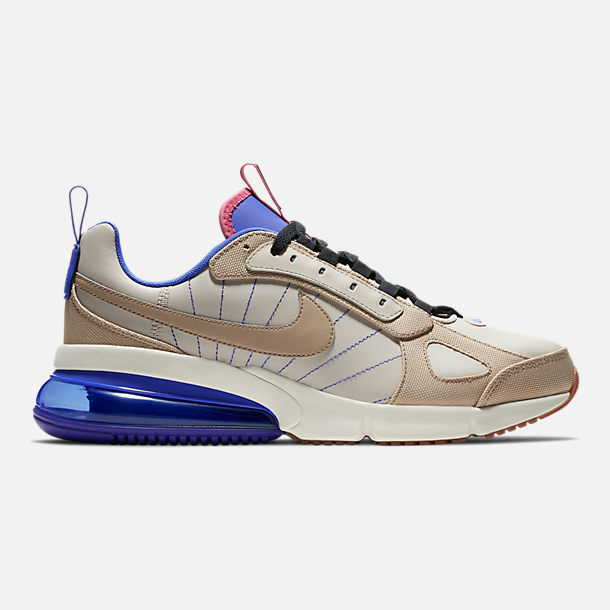 Right view of Men s Nike Air Max 270 Futura SE Casual Shoes in Desert Sand  db27749cdf