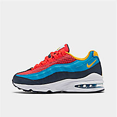 Boys' Big Kids' Nike Air Max 95 Now Casual Shoes