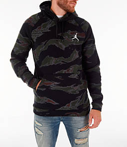 Men's Jordan Sportswear Camo Flight Fleece Hoodie