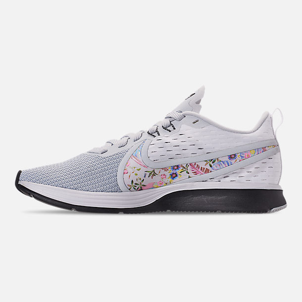 Left view of Women's Nike Zoom Strike 2 Premium Running Shoes