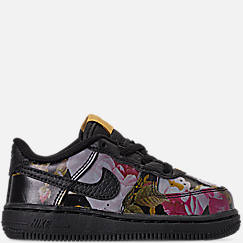 Girls' Toddler Nike Air Force 1 '07 LXX Casual Shoes