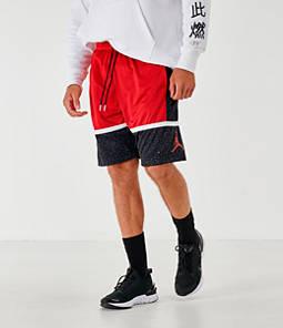Men's Jordan Jumpman Speckle Basketball Shorts