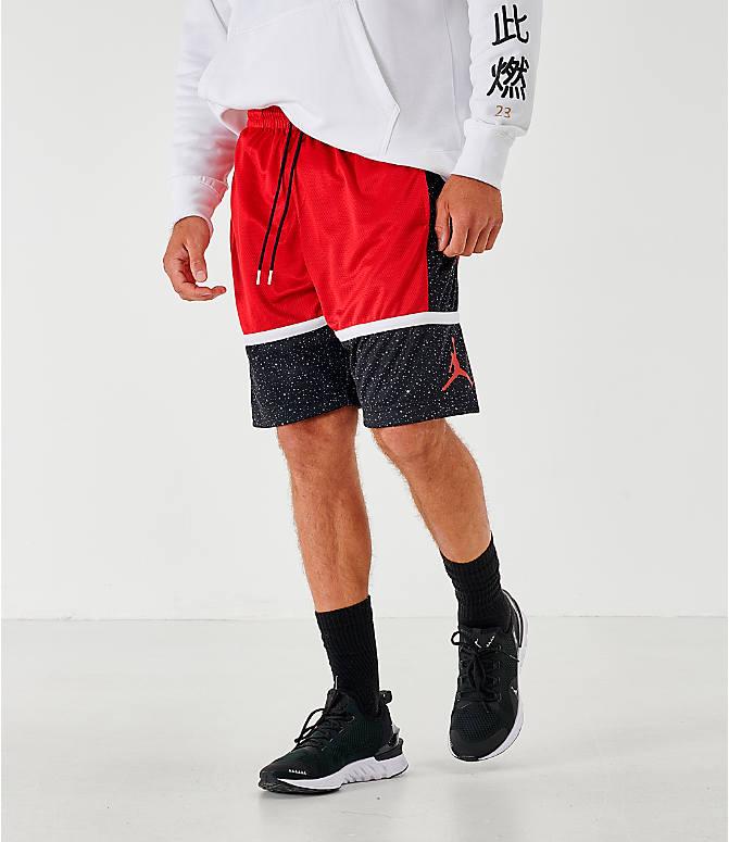6ed5257aa1 Men's Jordan Jumpman Speckle Basketball Shorts
