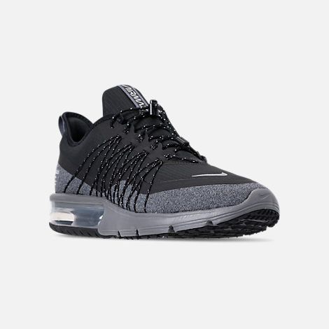 nike air max sequent black