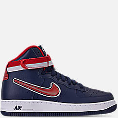 Boys' Grade School Nike Air Force 1 '07 High LV8 Sport Casual Shoes