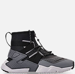 Boys' Big Kids' Nike Air Huarache Gripp Shield Casual Shoes