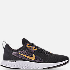 Girls' Big Kids' Nike Legend React Shield Running Shoes