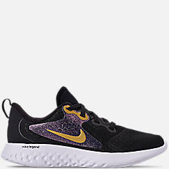 Girls' Little Kids' Nike Legend React Shield Running Shoes