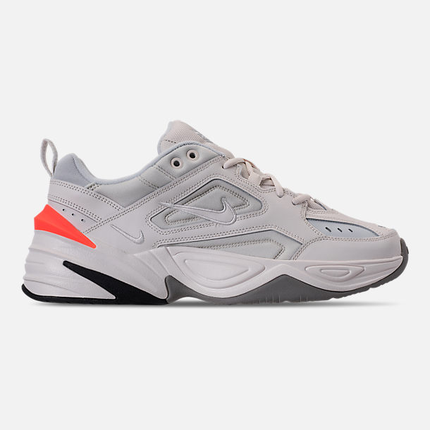 Right view of Men's Nike M2K Tekno Casual Shoes in Phantom/Oil Grey/Matte Silver