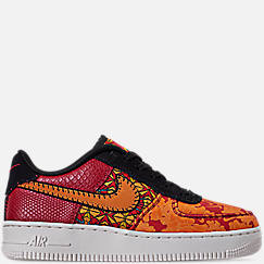 Boys' Big Kids' Nike AF 1 Premium Casual Shoes