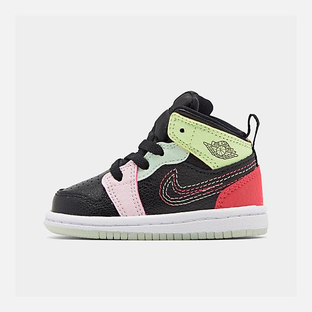 acheter en ligne 0e6ac 5a524 Girls' Toddler Air Jordan 1 Mid Casual Shoes