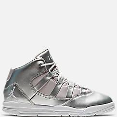 Girls' Little Kids' Jordan Max Aura SE Basketball Shoes