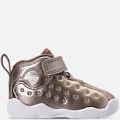 Girls' Toddler Jordan Jumpman Team II SE Basketball Shoes