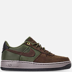 Boys' Big Kids' Nike Air Force 1 Premier Casual Shoes