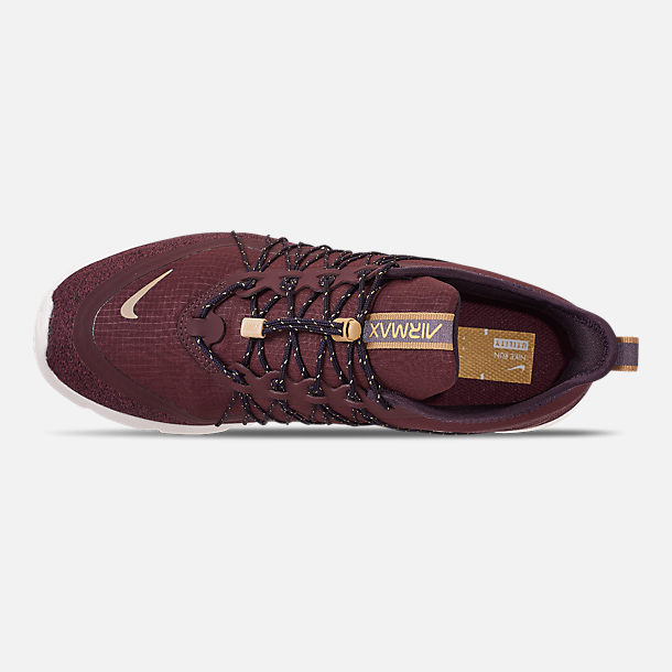 a1d520446fb7c3 Top view of Women s Nike Air Max Sequent 4 Casual Running Shoes in Burgundy  Crush