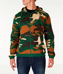 Men's Nike Sportswear Camo Full-Zip Hoodie