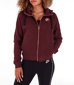 Women's Nike Rally Fleece Air Full-Zip Hoodie
