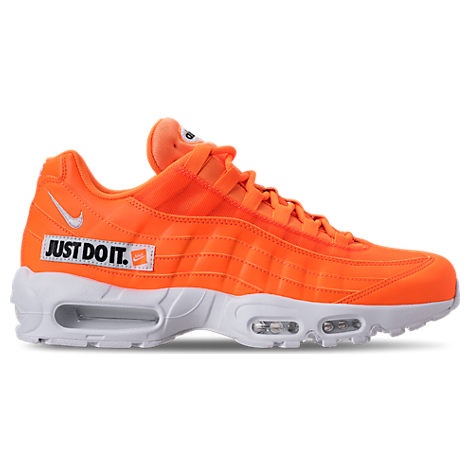 MEN'S AIR MAX 95 SE JDI CASUAL SHOES, ORANGE