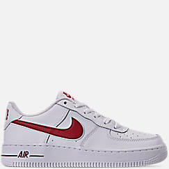 watch 43b30 bee82 Boys  Big Kids  Nike Air Force 1 Casual Shoes