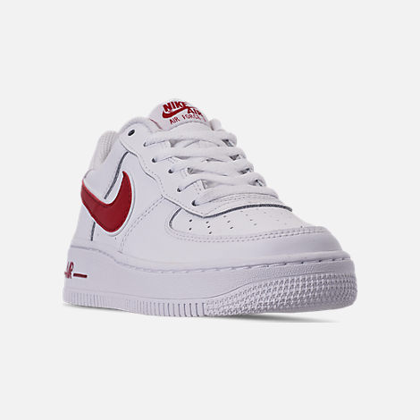 Boys' Big Kids' Nike Air Force 1 Casual Shoes by Nike