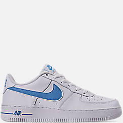 Boys' Big Kids' Nike Air Force 1 Casual Shoes