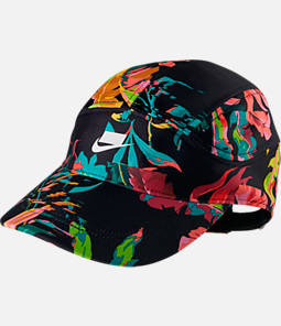 Nike Sportswear Tailwind Floral Adjustable Back Hat 26dee329aac
