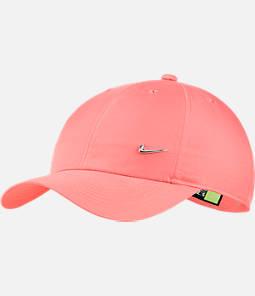 Kids' Nike Heritage86 Metal Swoosh Adjustable Back Hat
