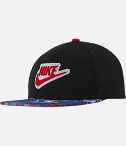Kids' Nike Pro Hoopfly Adjustable Back Hat