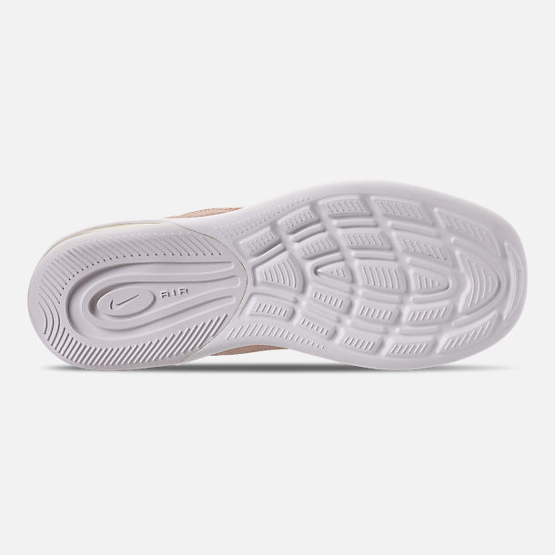 Bottom view of Women's Nike Air Max 97 Special Edition Casual Shoes in Particle Beige/Summit White/Metallic Bronze