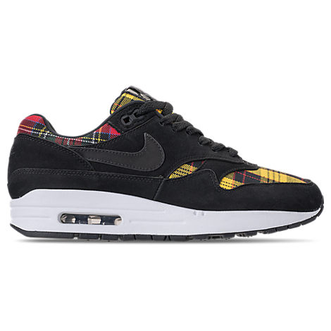 Women'S Air Max 1 Se Casual Shoes, Black