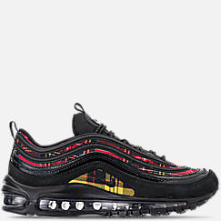 Women's Nike Air Max 97 SE Tartan Casual Shoes