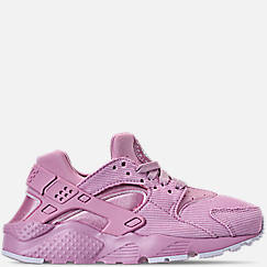 Girls' Big Kids' Nike Air Huarache Run SE Casual Shoes