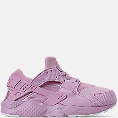 Girls' Little Kids' Nike Huarache Run SE Casual Shoes