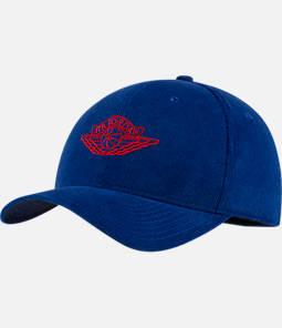 f47f4f4ba82b9 Jordan Classic99 Wings Adjustable Back Hat