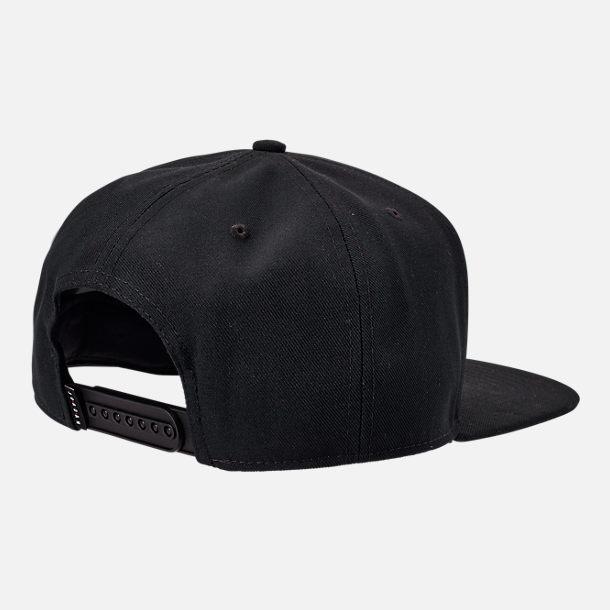 106af39ca4e2a6 Alternate view of Jordan Dri-FIT Pro Jumpman Air HBR Snapback Hat in Black
