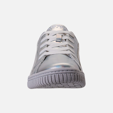 Front view of Men's Airwalk Pearl Casual Shoes in Pearl/White