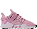 Girls' Grade School adidas EQT Support ADV Casual Shoes