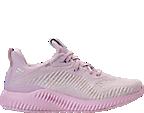 Girls' Grade School adidas AlphaBounce EM Running Shoes