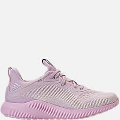 Girls' Grade School adidas AlphaBounce EM Running Shoes