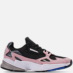 Women s adidas Originals Falcon Suede Casual Shoes c78ad286d