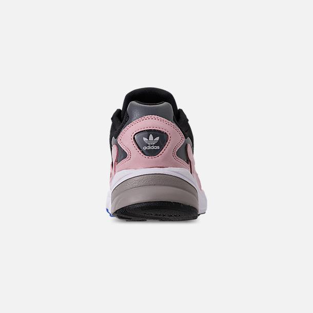 f6ff0003 Women's adidas Originals Falcon Suede Casual Shoes