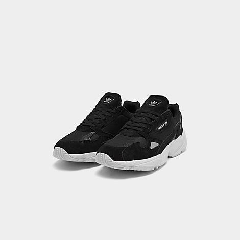 Women's adidas Originals Falcon Suede Casual Shoes