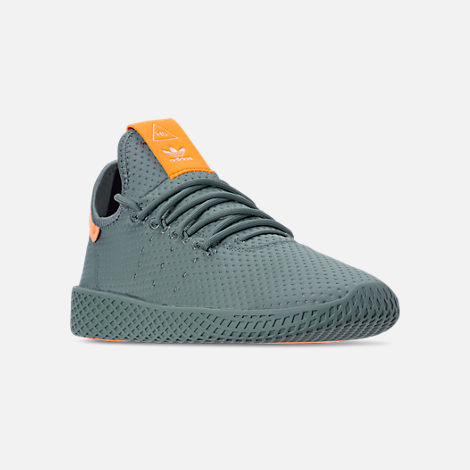 21645fcb2 Three Quarter view of Boys  Big Kids  adidas Originals Pharrell Williams  Tennis HU Casual